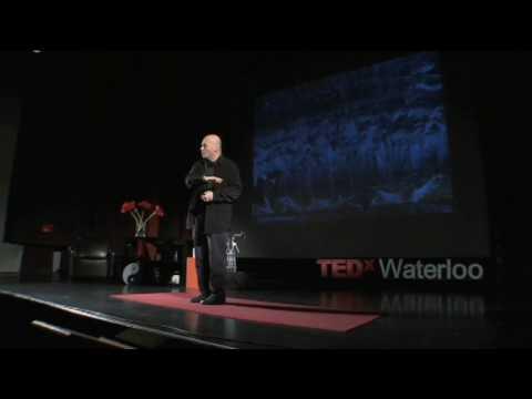 TEDxWaterloo - Philip Beesley - 2/25/10