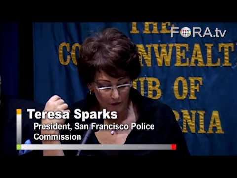 Transgender Activist Teresa Sparks
