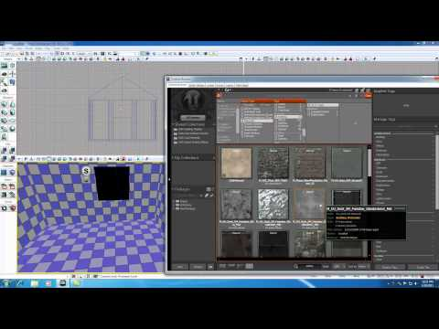 Unreal Development Kit UDK Tutorial - 17 - Introduction to Materials