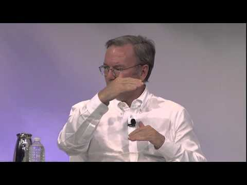 Eric Schmidt & Ivan Seidenberg - US Zeitgeist 2010