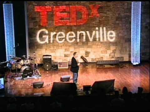 TEDxGreenville 2012 - Vinnie Angel - A case for compassionate conversations