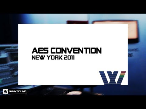 AES Convention New York 2011 | WinkSound