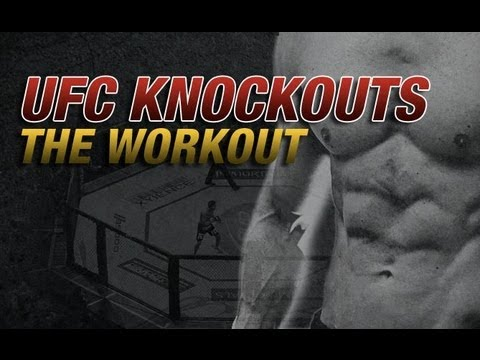 The Ultimate UFC Knockouts WORKOUT - Will you TAPOUT
