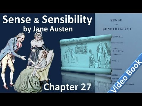 Chapter 27   Sense and Sensibility by Jane Austen