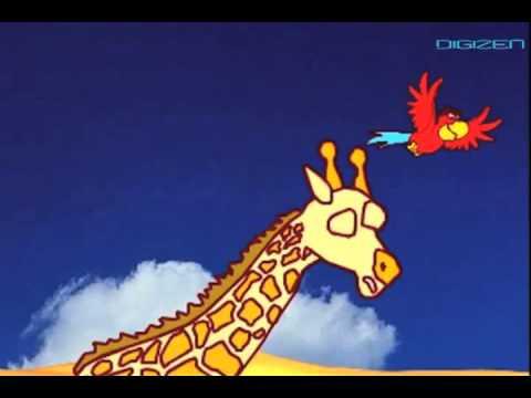 Gymnasium Of Giraffe In Hindi