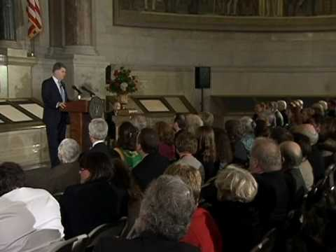 Ceremonial Swearing-in of the Tenth Archivist, David S. Ferriero