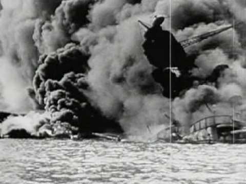 Japan Attacks Pearl Harbor  (World War II)