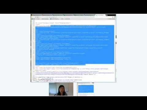Hangout on Air: Embedding Forms on Your Blog