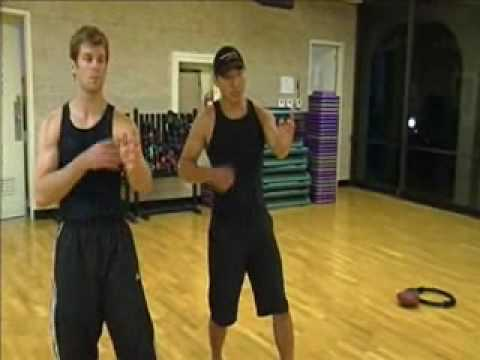 Wing Chun - Step and Punch Drill (basics) part 1