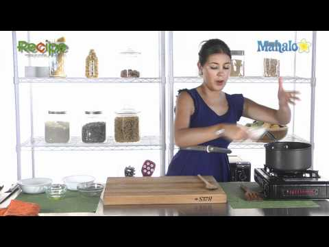 How to Make Easy Vegetable Soup