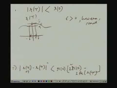 Lecture - 34 Introduction to Spectral Analysis