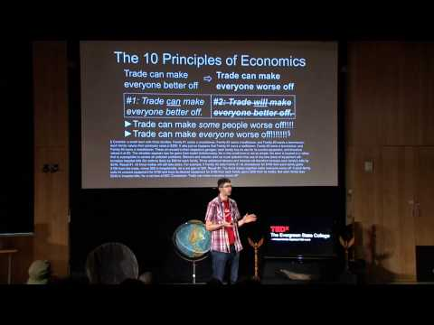 TEDxTheEvergreenState College - Yoram Bauman - Comedy, Economics, and Carbon Taxes