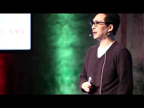 TEDxTaipeiChange 2012 - Fines Lee (李取中) - 媒體最重要的是回到個人核心價值