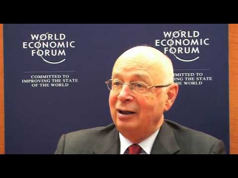 Davos Annual Meeting 2010 - Klaus Schwab