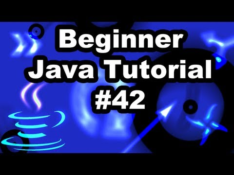 Learn Java Tutorial 1.42- Creating Sub-Menus