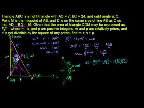 2003 AIME II Problem 11.avi