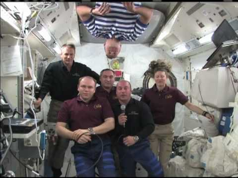 Astronauts, Cosmonauts Share Experiences