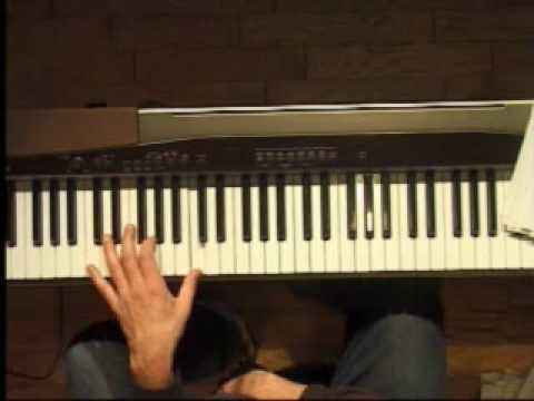 Piano Lesson - Boogie Woogie Piano (Part 1 of 3)