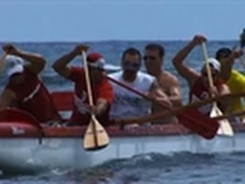 Deadliest Catch- Capt Phil's Outrigger Race | After the Catch