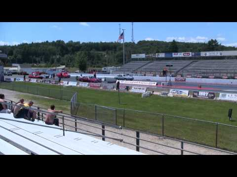 New England Dragway Saturday 7/9/11 Test and Tune Central Mass Drag Racing