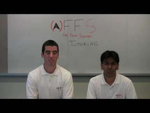 FFS Tutoring has AMAZING videos!