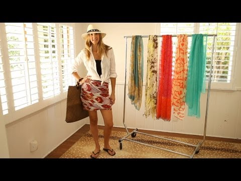 3 Ways To Tie A Sarong || Kin Style