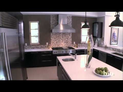 Celebrity House Hunting - Lisa Rinna - New House