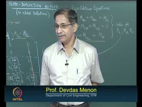Mod-02 Lec-14 Review of Basic Structural Analysis II