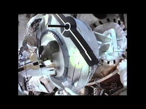 Shuttle's Flight Day 10 Topped by EVA