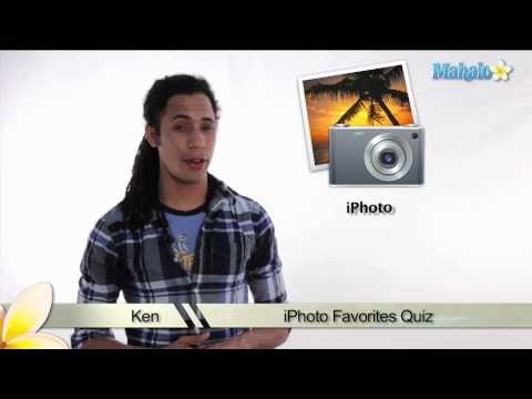 Learn iPhoto 5 Star Quiz