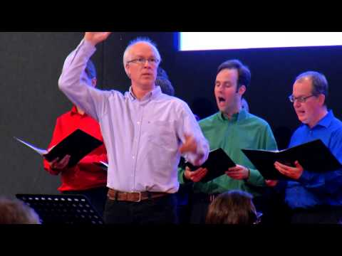 How can I keep from singing (Early American arr) : London Oriana Choir at TEDxHousesofParliament