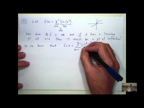 How to calculate power series: a tutorial. Chris Tisdell UNSW Sydney