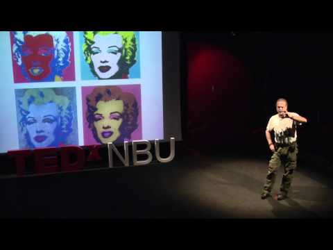 TEDxNBU - Evgenii Dainov - Why the world we live in is not our world