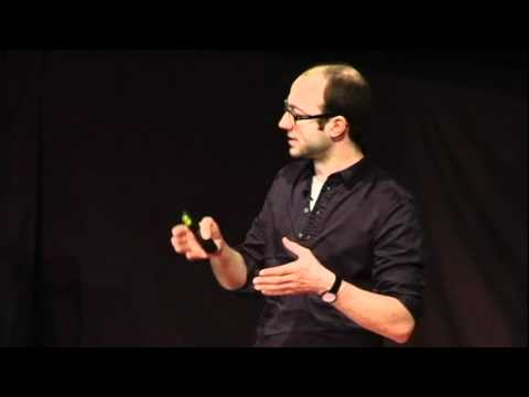 TEDxThessaloniki - Rob Thompson - Material Experiences