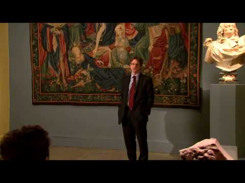 "A Scholars' Day Workshop: On the Tapestry ""Triumph of Fame"""