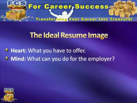 How To Type A Resume For A Job
