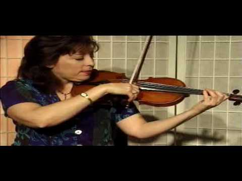 "Violin Lesson - The ""Lift Up"" method"