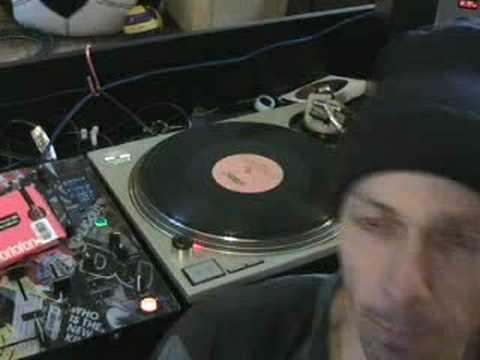 Ortofon Concord Concord Scratch. Turntabalist DJ