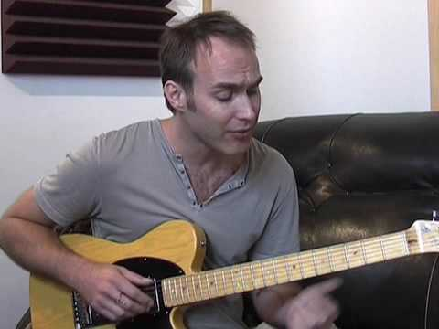 The Jazz Chord Concept (Jazz Guitar Lesson JA-020) How to play