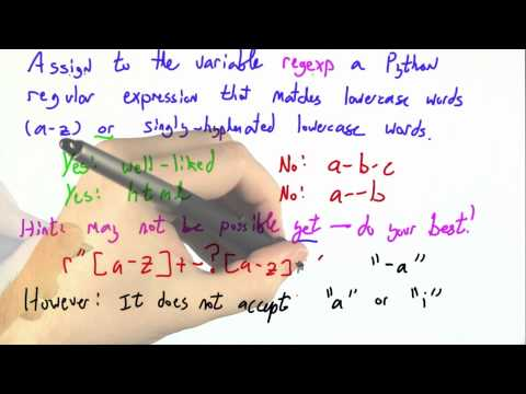 Hyphenation Solution - CS262 Unit 1 - Udacity