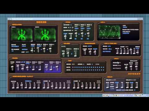 Kruud   Free VSTi For C64 Sounds And A Lot More