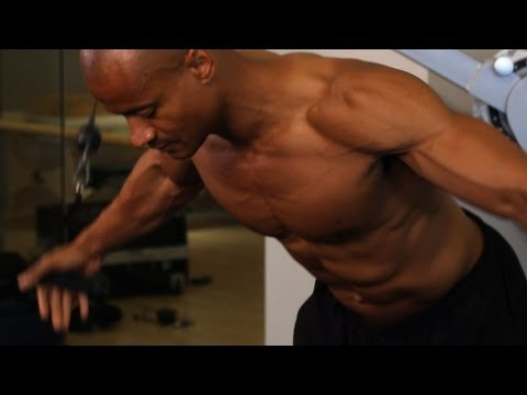 How to Do a Cable Crossover / Inner Chest | Home Chest Workout for Men