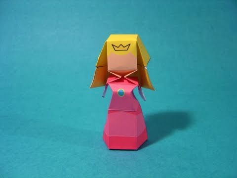 Origami Little Princess (Jo Nakashima)