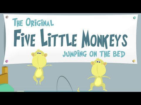 The Original Five Little Monkeys