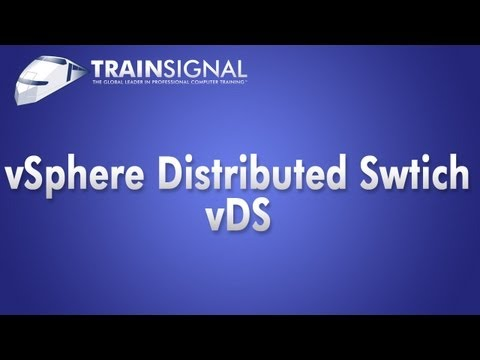 VMware Networking | Creating a vSphere Distributed Switch