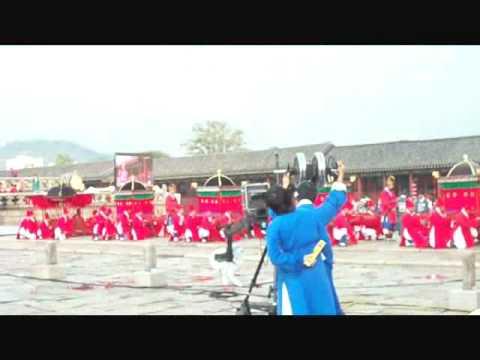 the king's wedding in Korea