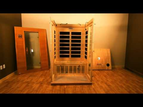 Lifesmart Infrared Saunas: Soothe your Body and Spirit - The Home Depot
