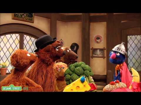 Sesame Street: Eat Together!
