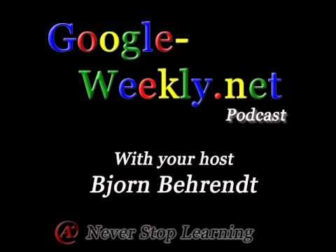Google Weekly Podcast Episode 4 ~ Greg Benedis Grab