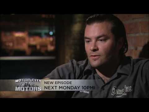 Motor City Motors - The Asphalter Trailer